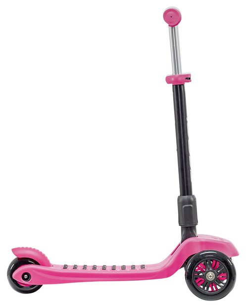 S'cool flaX mini Roller Pink Modell 2018