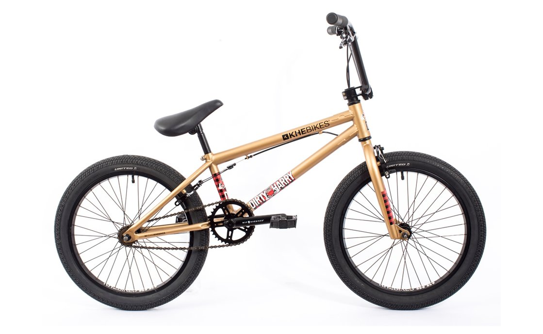 KHE Dirty Harry - 2018 - 20 Zoll - BMX