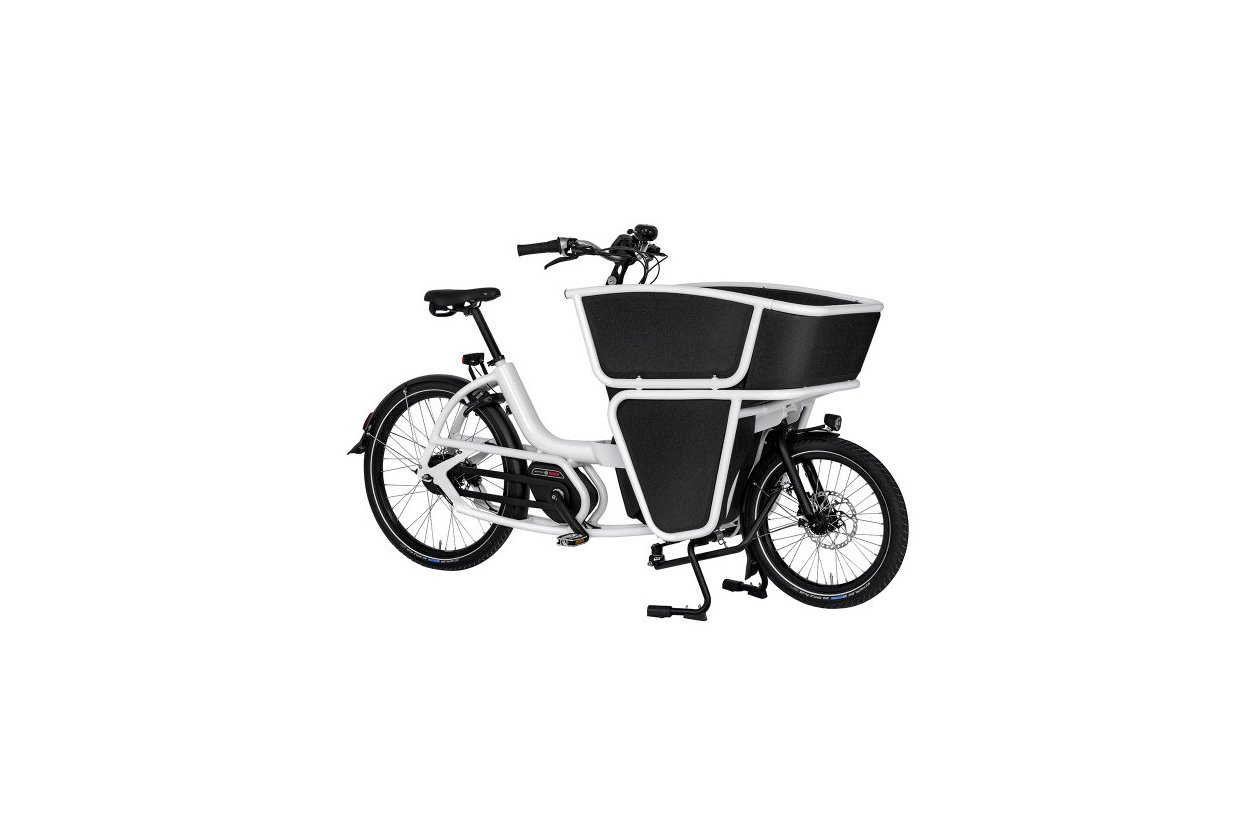 Urban Arrow Shorty White Performance CX - 500 Wh - 2019 - 26 Zoll - Sonstiges