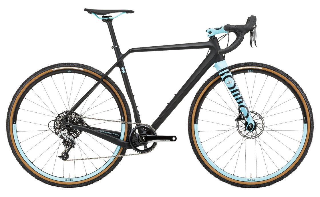 Rondo Ruut CF2 Gravel Plus Bike - 2019 - 28 Zoll - Diamant