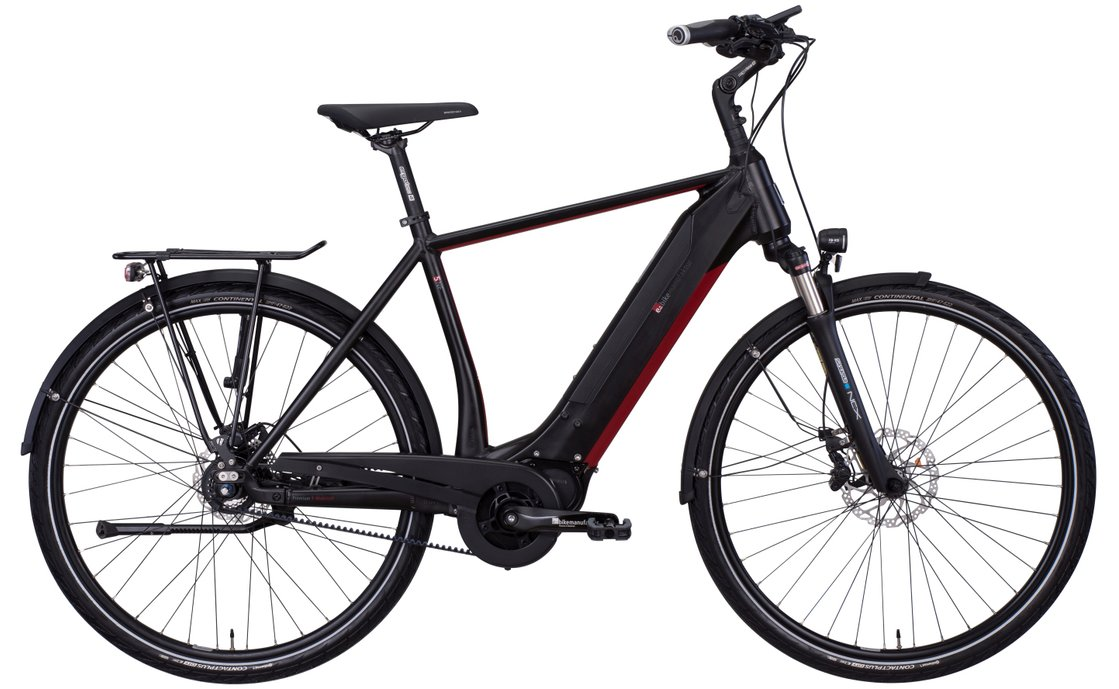 E-Bike Manufaktur 5NF - 600 Wh - 2019 - 28 Zoll - Diamant