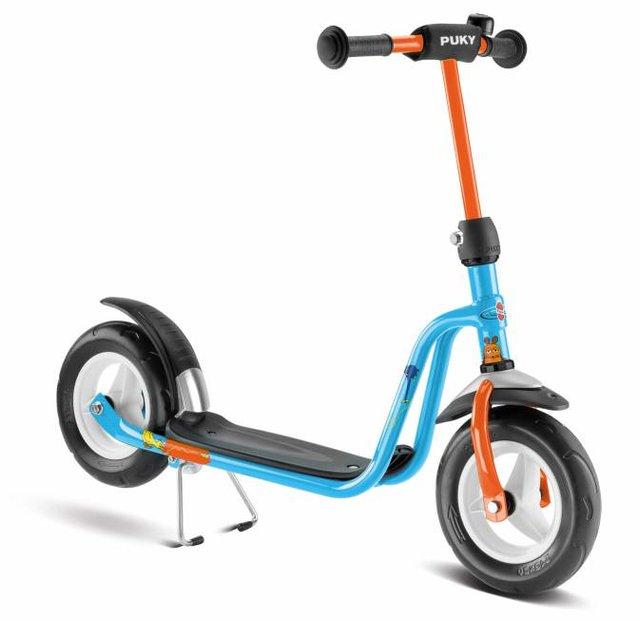 Puky R 03 Die Maus Roller Blau Modell 2019