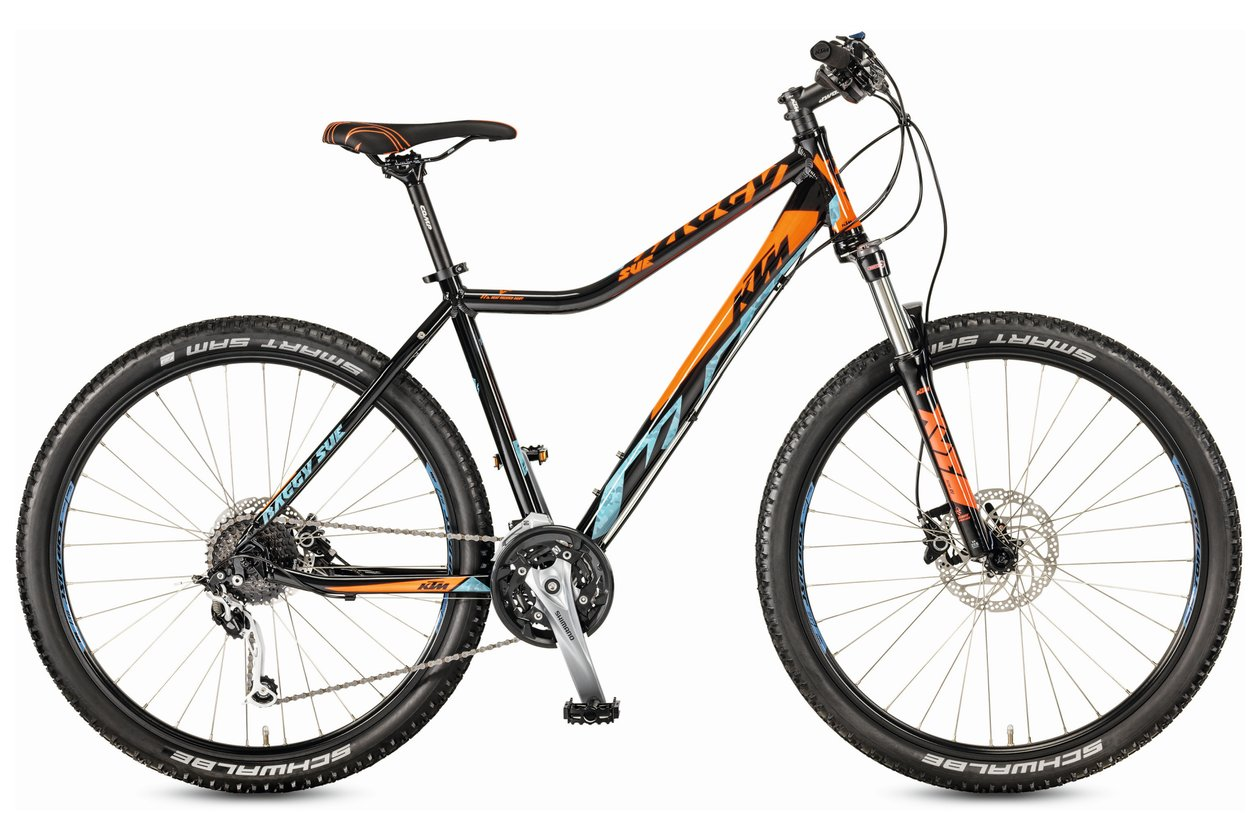 KTM Baggy Sue 27.27 - 2017 - 27,5 Zoll - Hardtail