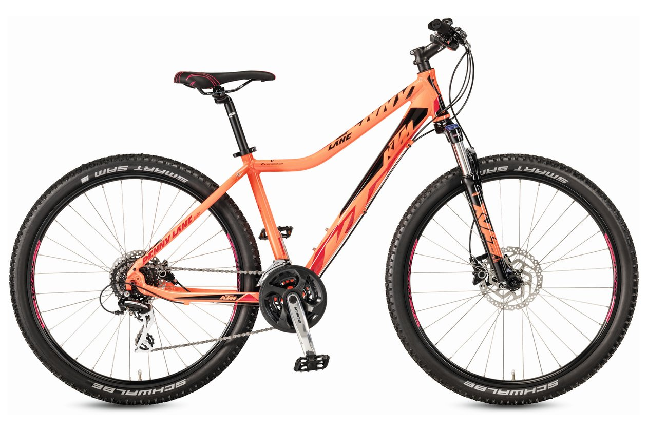 KTM Penny Lane 27.24 Disc H 35 - 2017 - 27,5 Zoll - Hardtail