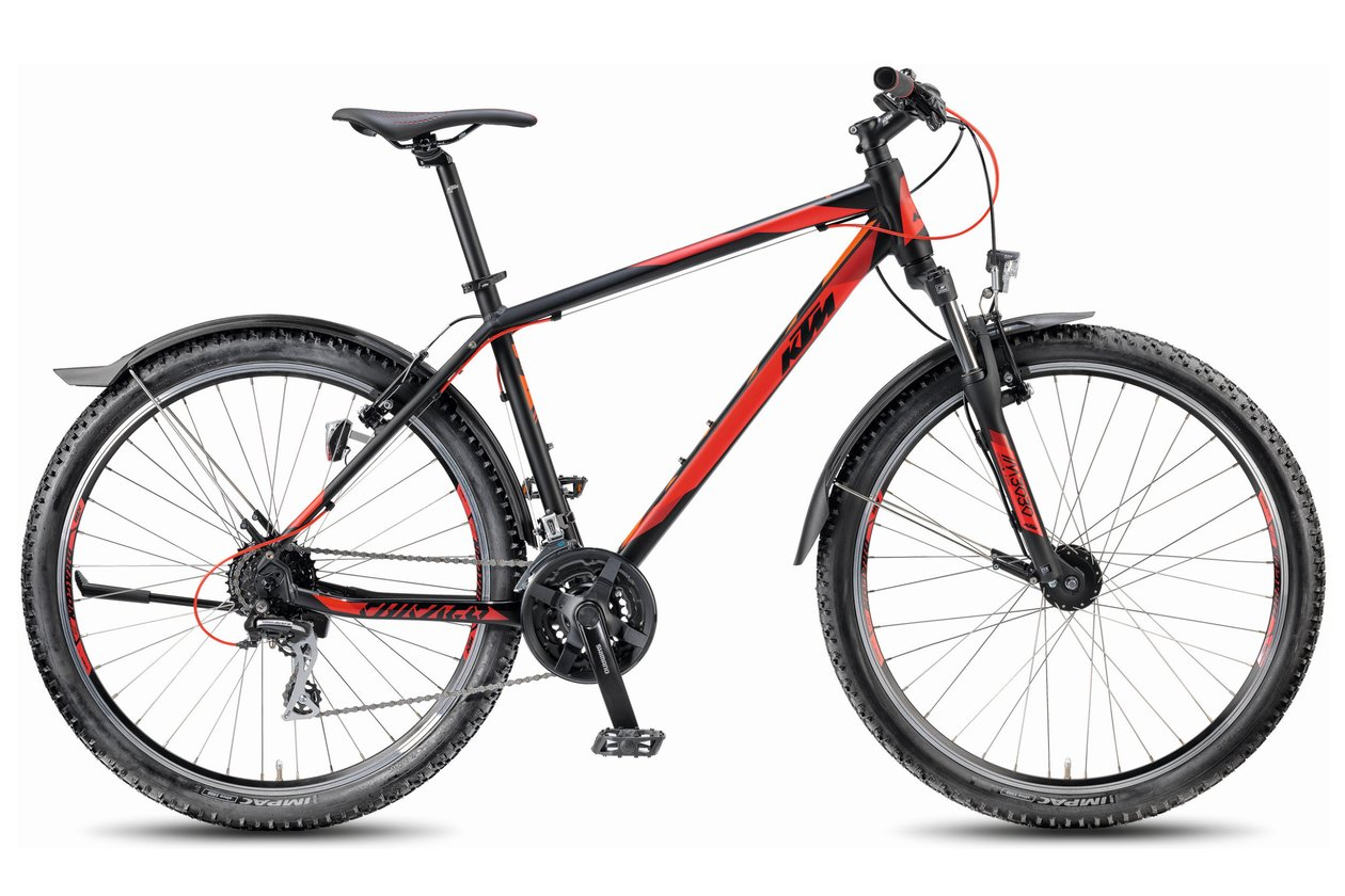 KTM Chicago 27.24 Street - 2018 - 27,5 Zoll - Diamant
