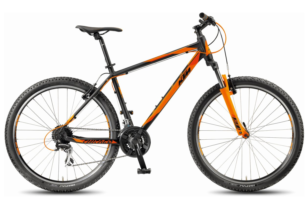 KTM Chicago 27.24 Classic - 2018 - 27,5 Zoll - Hardtail