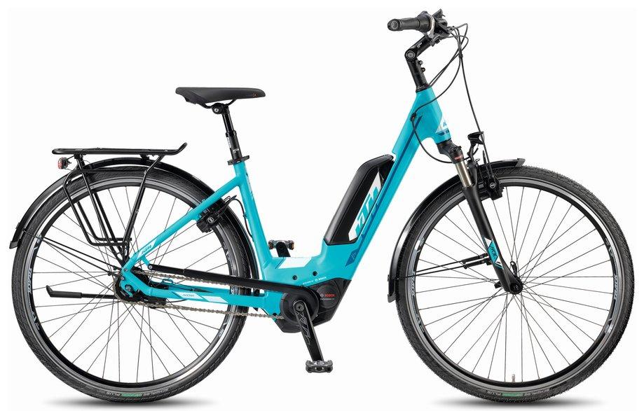 ktm macina city 8 p5 e bike t rkis modell 2018 e bikes. Black Bedroom Furniture Sets. Home Design Ideas