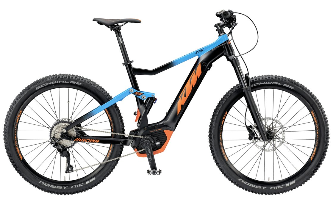 KTM Macina Lycan 275 - 500 Wh - 2019 - 27,5 Zoll - Fully