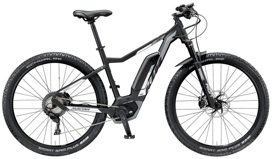 ktm macina mighty 291 e bike schwarz modell 2019 test e. Black Bedroom Furniture Sets. Home Design Ideas