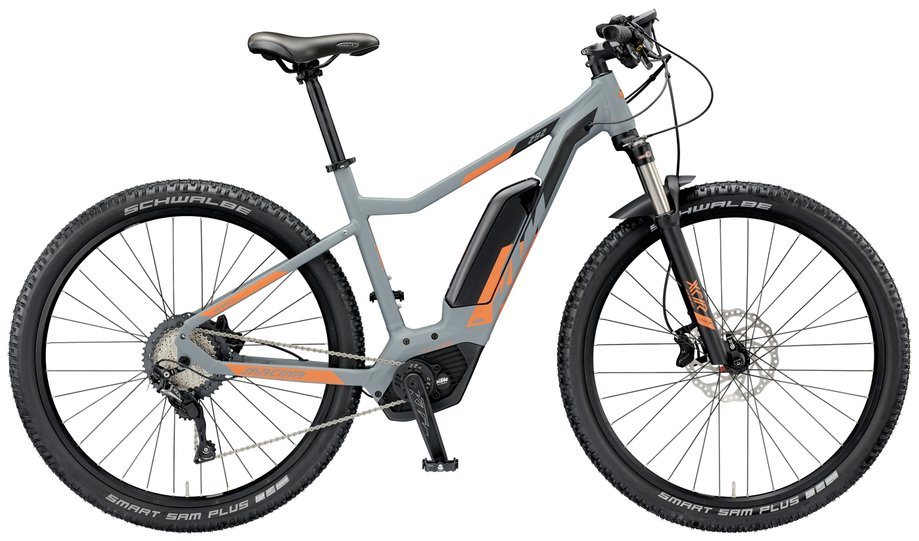 ktm macina mighty 292 e bike grau modell 2019 test e. Black Bedroom Furniture Sets. Home Design Ideas