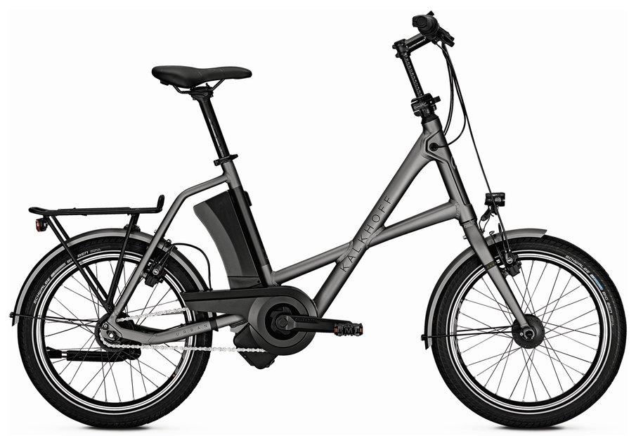 Kalkhoff Sahel Compact i8 E Bike Grau Modell 2018