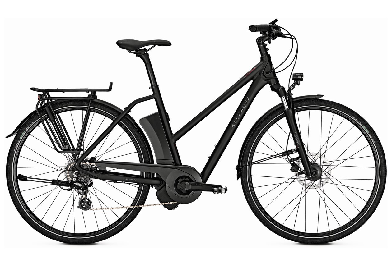 Kalkhoff Voyager Move i8 (396 Wh) - 396 Wh - 2018 - 28 Zoll - Damen Sport