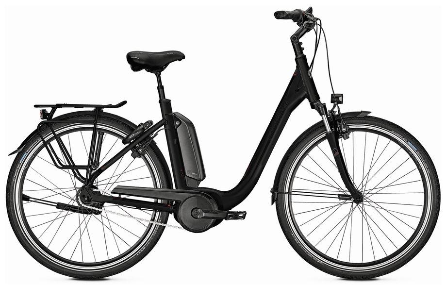 Kalkhoff Agattu B8 XXL E Bike Schwarz Modell 2018