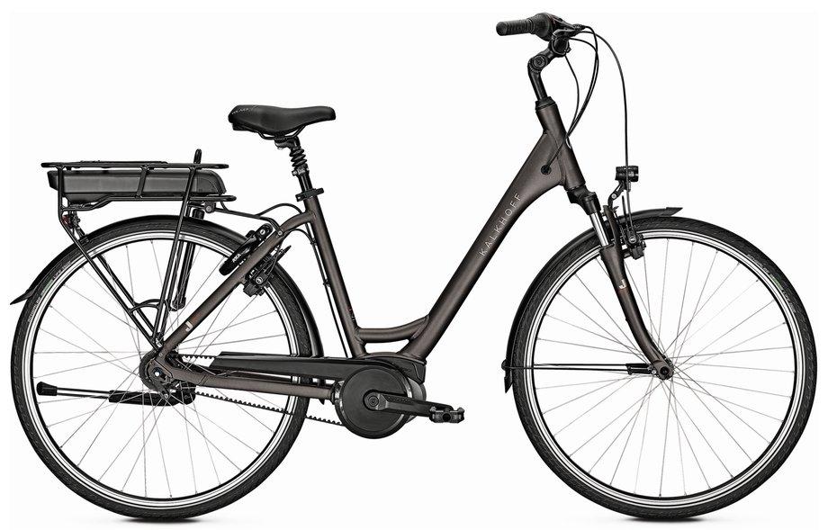 kalkhoff jubilee excite b7 e bike grau modell 2018 e. Black Bedroom Furniture Sets. Home Design Ideas