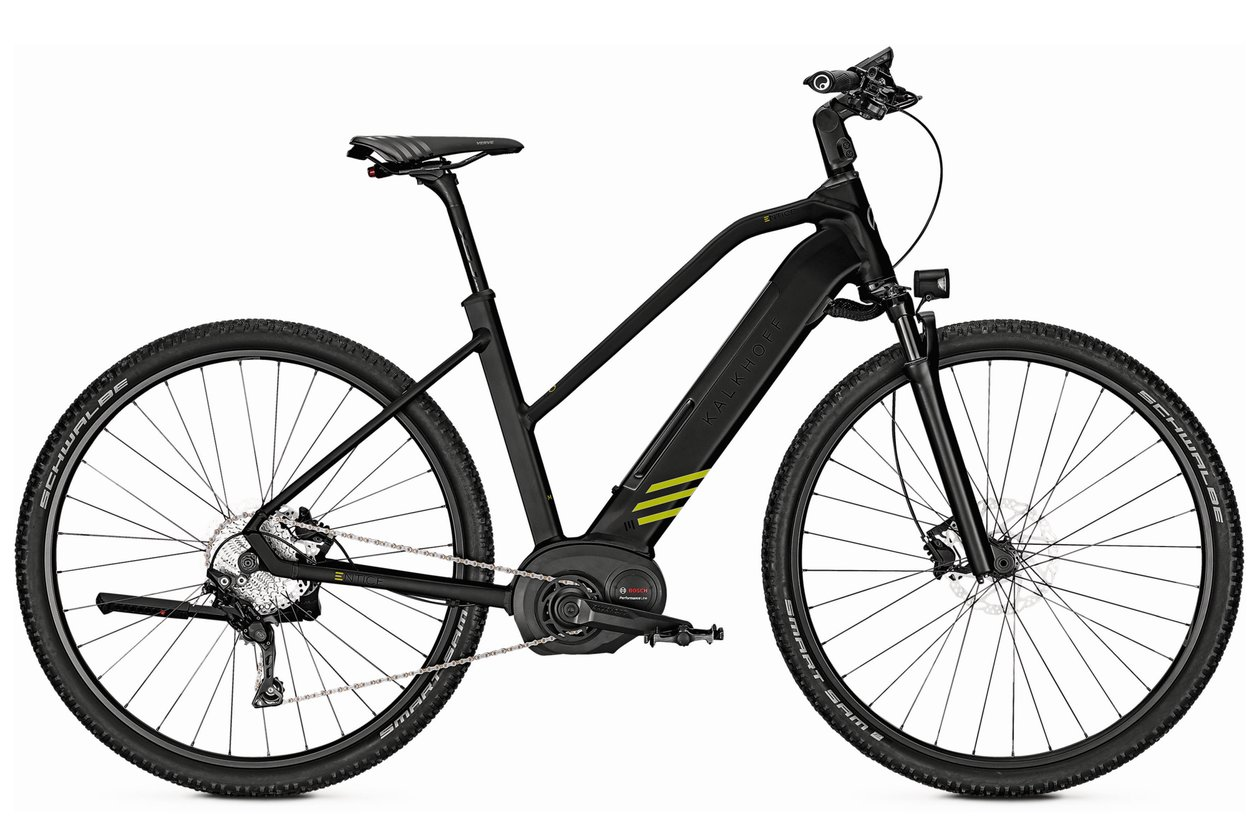 Kalkhoff Entice Move B9 - 500 Wh - 2018 - 28 Zoll - Damen Sport