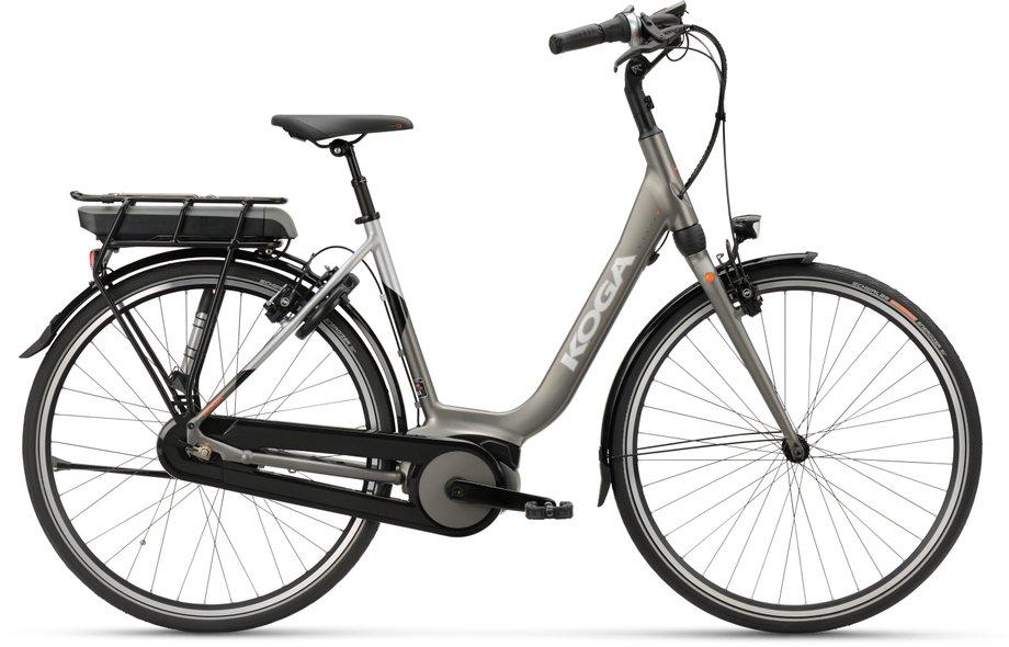 koga e nova rt lady e bike grau modell 2018 test e bikes. Black Bedroom Furniture Sets. Home Design Ideas