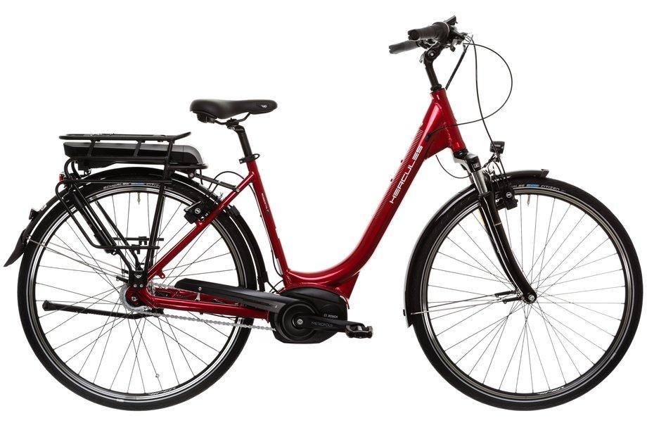 hercules roberta f7 400wh e bike rot modell 2017 test e bikes kaufberatung. Black Bedroom Furniture Sets. Home Design Ideas