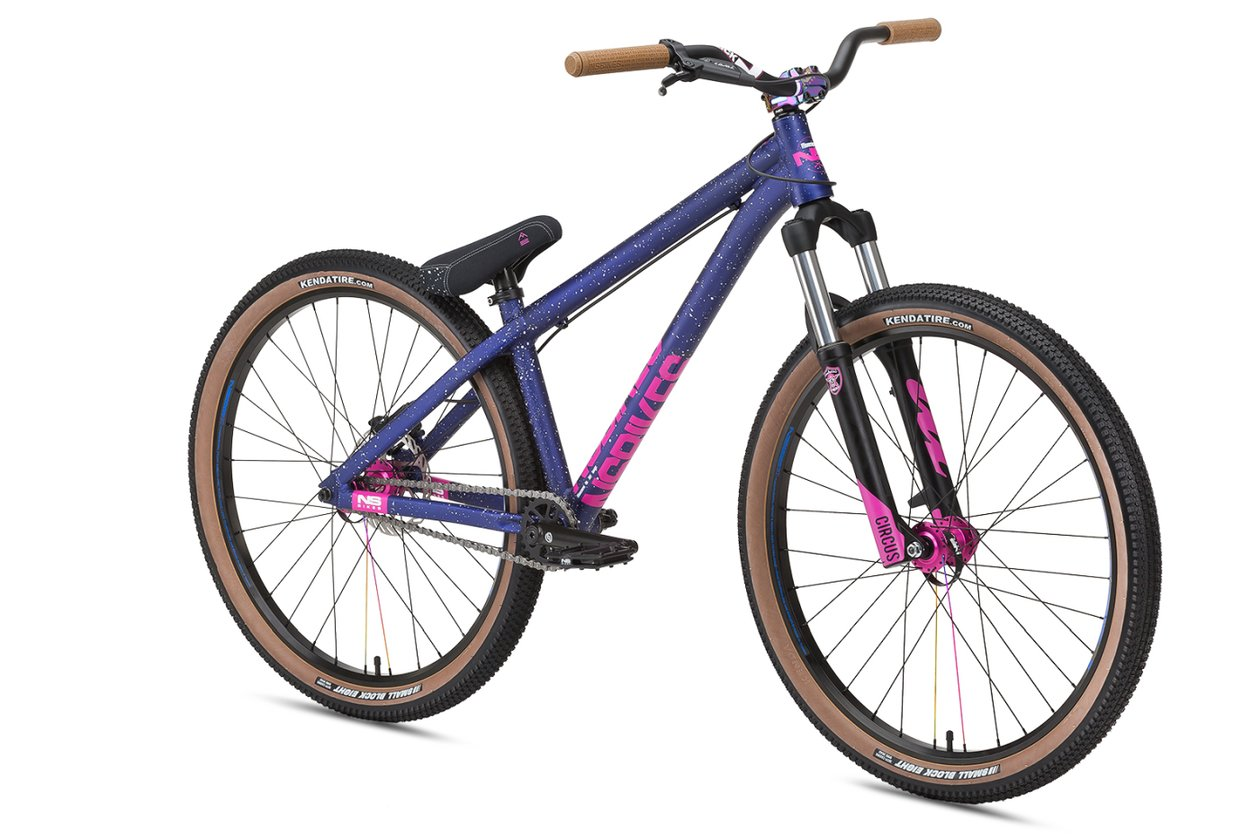 NS Bikes Movement 2 - 2018 - 26 Zoll - Dirt