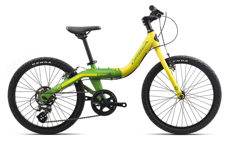 62b6abae4542eb Orbea Grow 2 7V 2019 20 Zoll kaufen   Fahrrad XXL