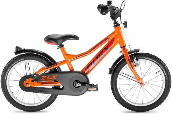 Puky ZLX 16 1 Kinderfahrrad Orange Modell 2018
