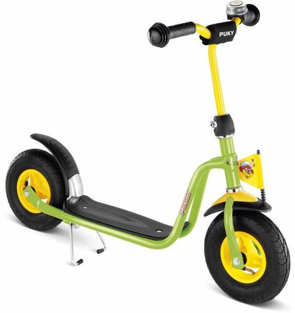 Puky R 03 L Roller Grün Modell 2018