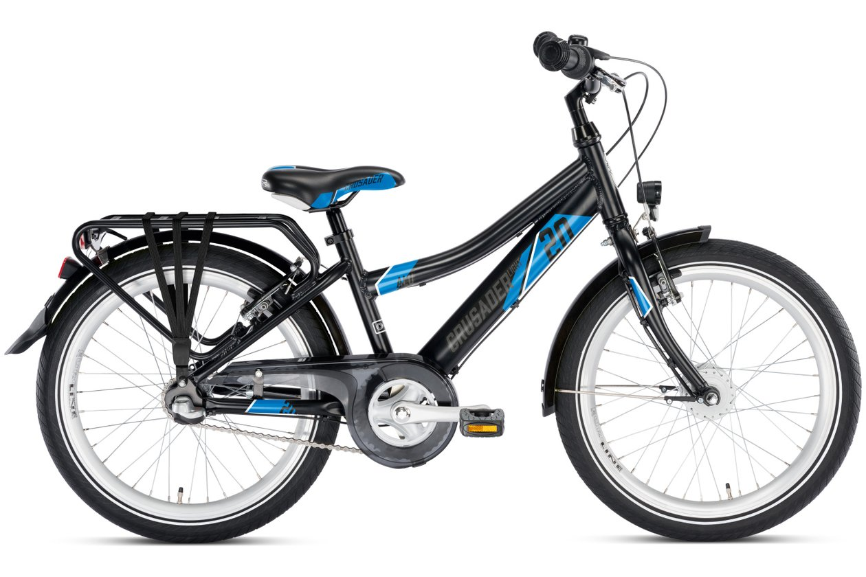 puky crusader 20 3 alu light 2018 20 zoll 7 fahrrad xxl. Black Bedroom Furniture Sets. Home Design Ideas