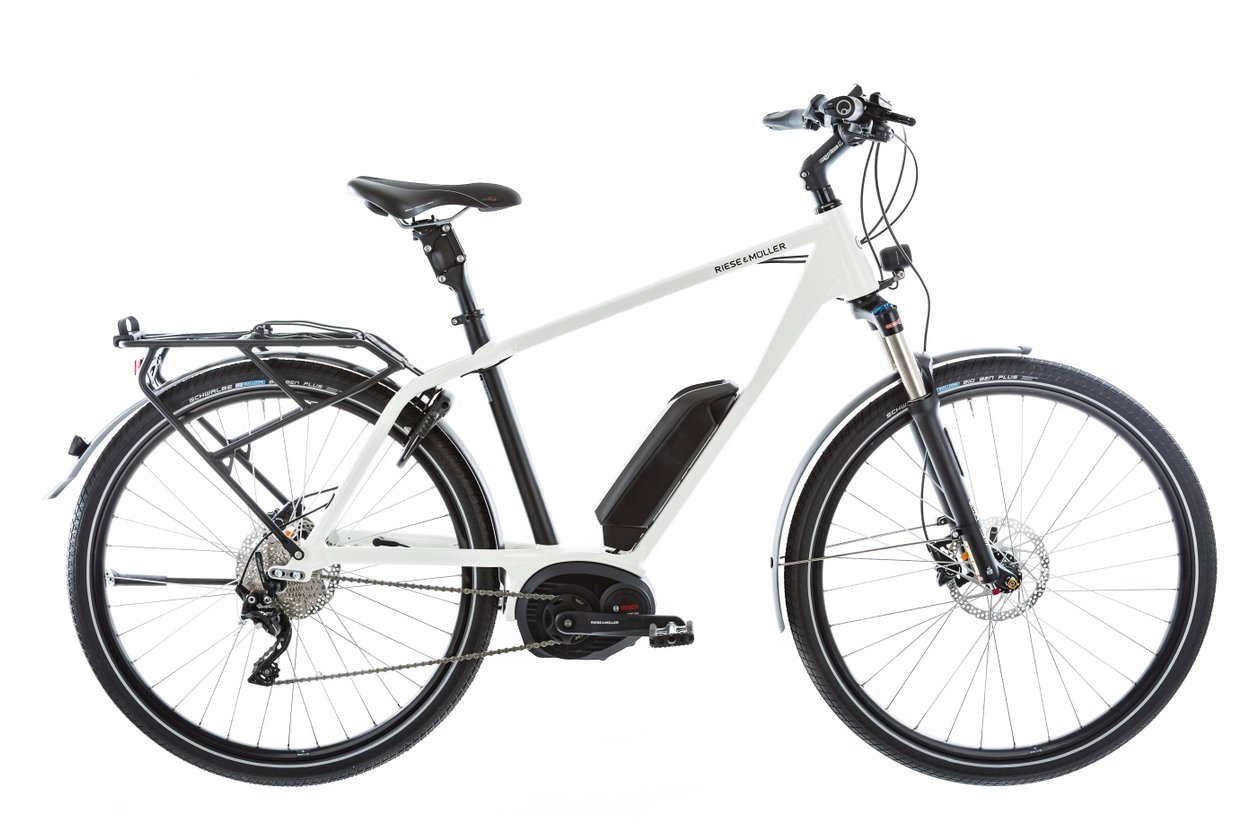 Riese und Müller Charger Touring - 400 Wh - 2017 - 28 Zoll - Diamant