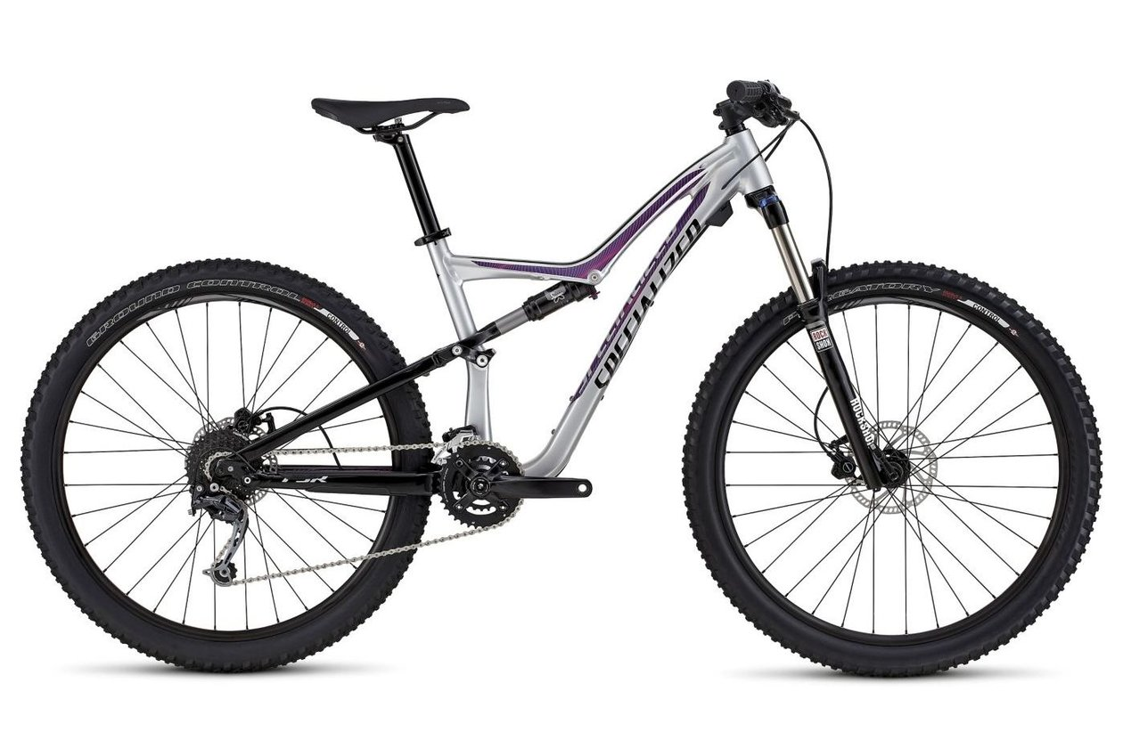 Specialized Rumor 650b - 2016 - 27,5 Zoll - Fully