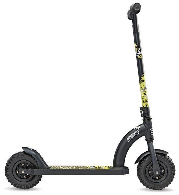 S'cool flaX 4 Roller Schwarz Modell 2017