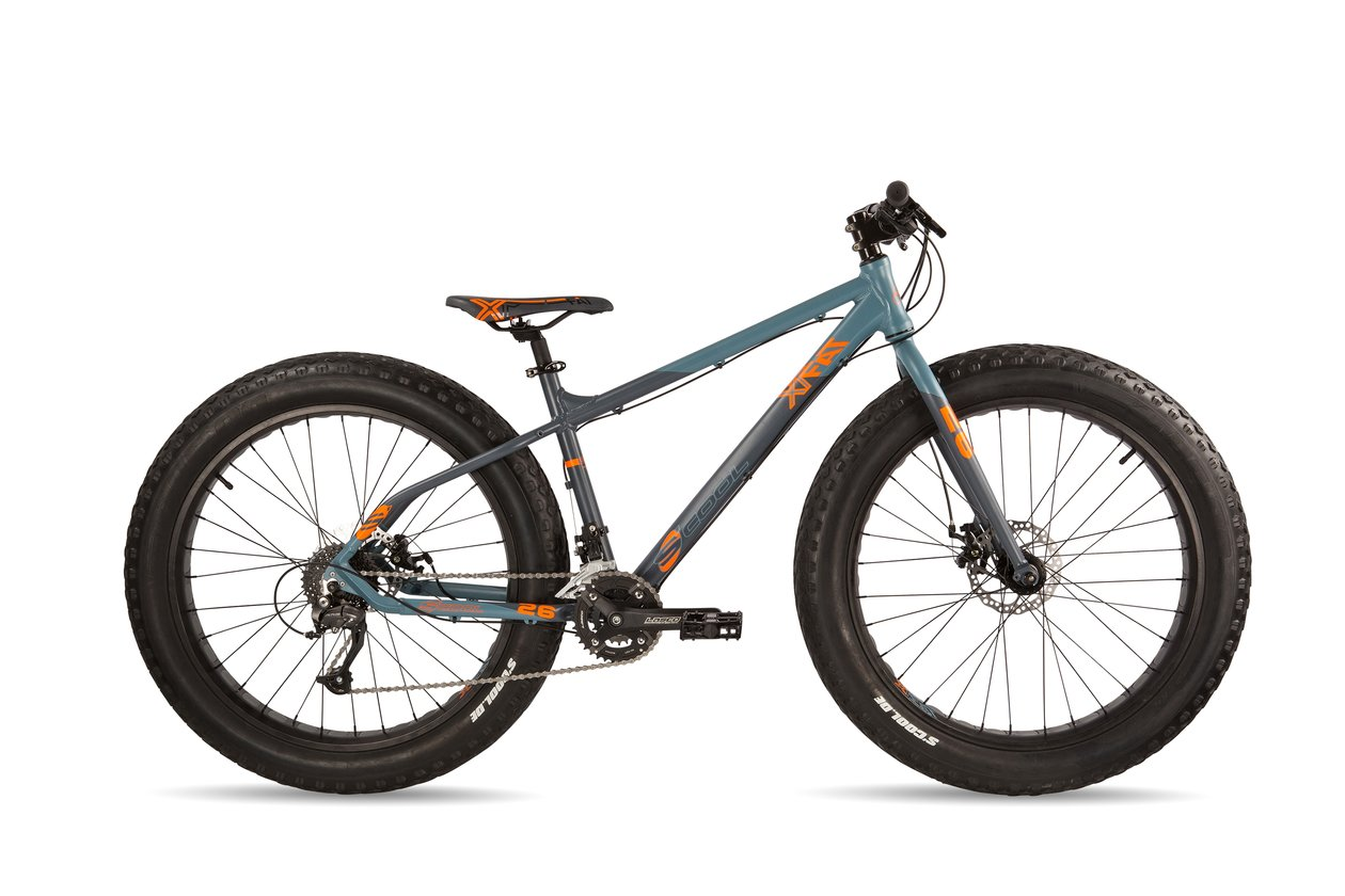 S'cool XT fat 26 18-S - 2017 - 26 Zoll - Hardtail