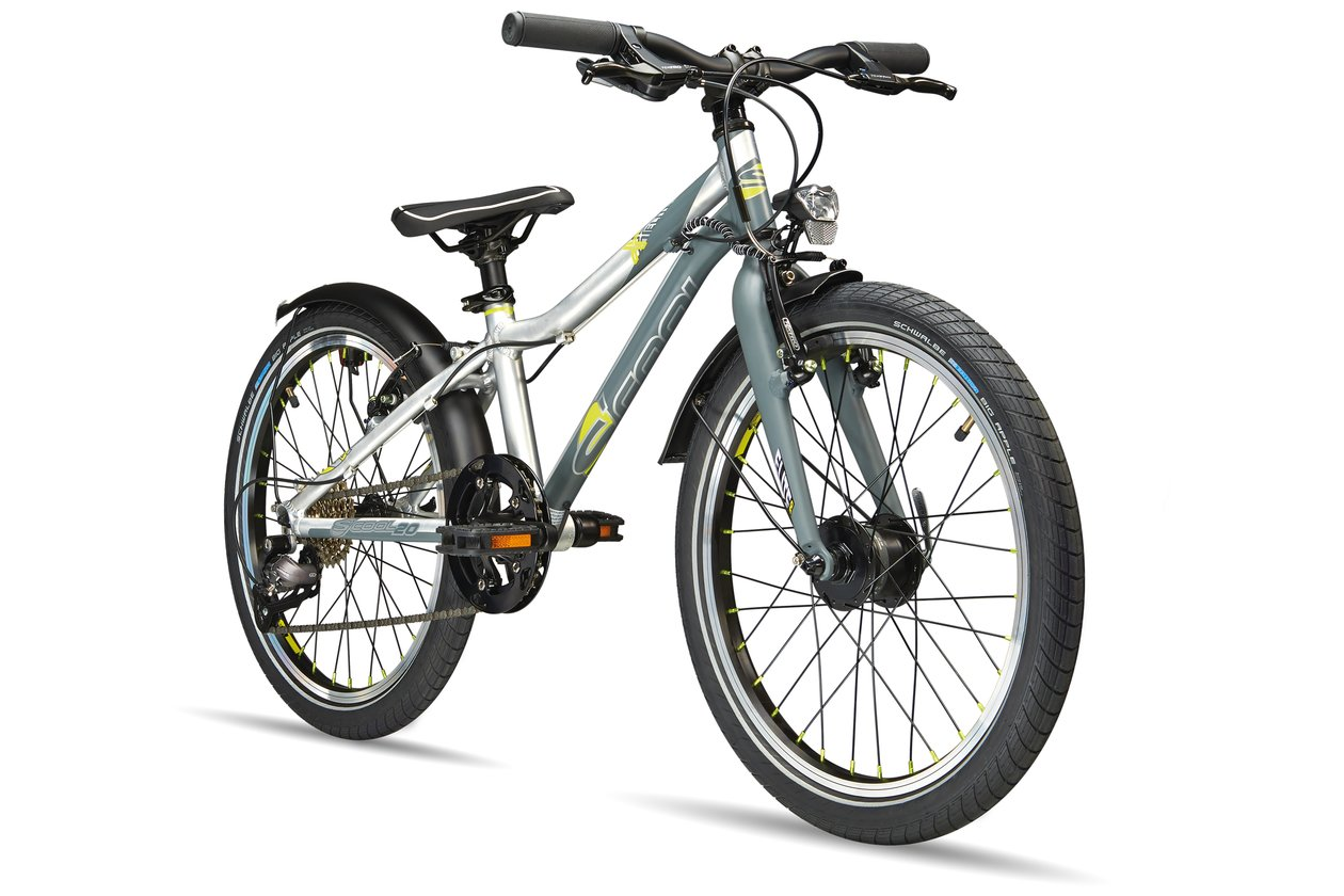 S'cool XXlite Elite 20 9-S - 2018 - 20 Zoll - Diamant