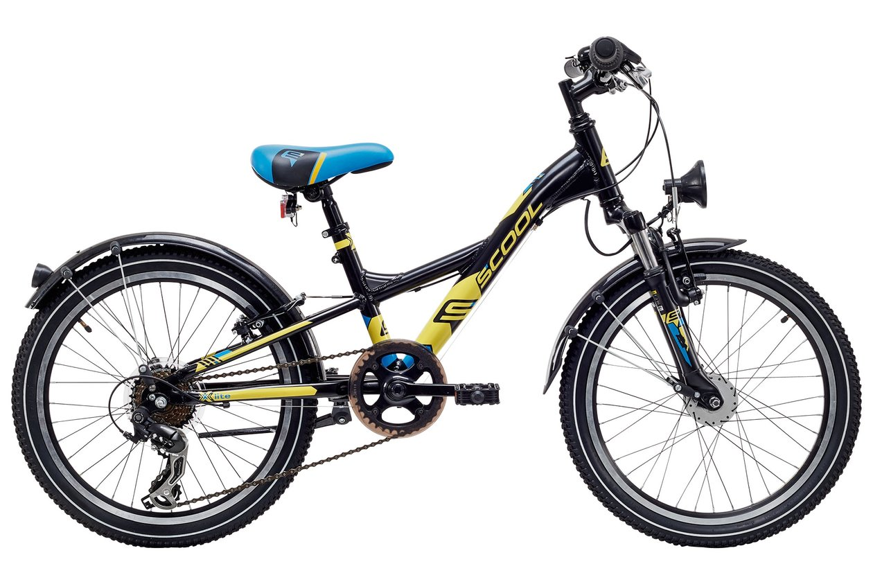 S'cool XXlite Steel 20 7-S - 2019 - 20 Zoll - Y-Form