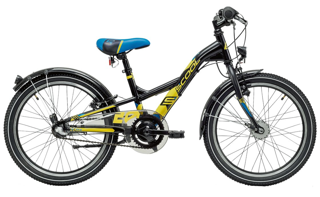 S'cool XXlite Steel 20 3-S - 2019 - 20 Zoll - Y-Form