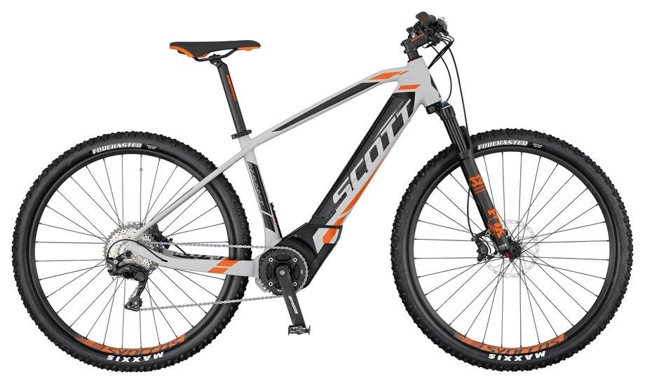 Scott E Aspect 910 E Bike Grau Modell 2017