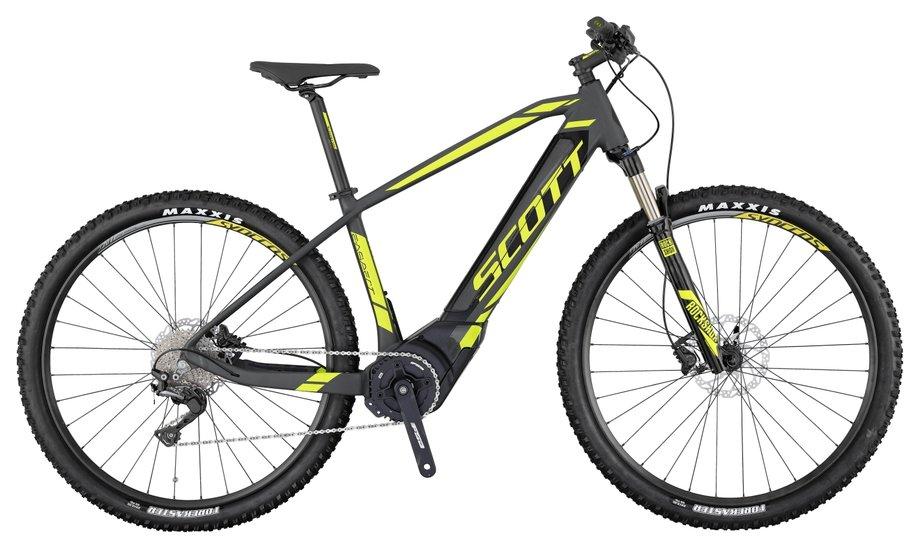 Scott E Aspect 920 E Bike Grau Modell 2017