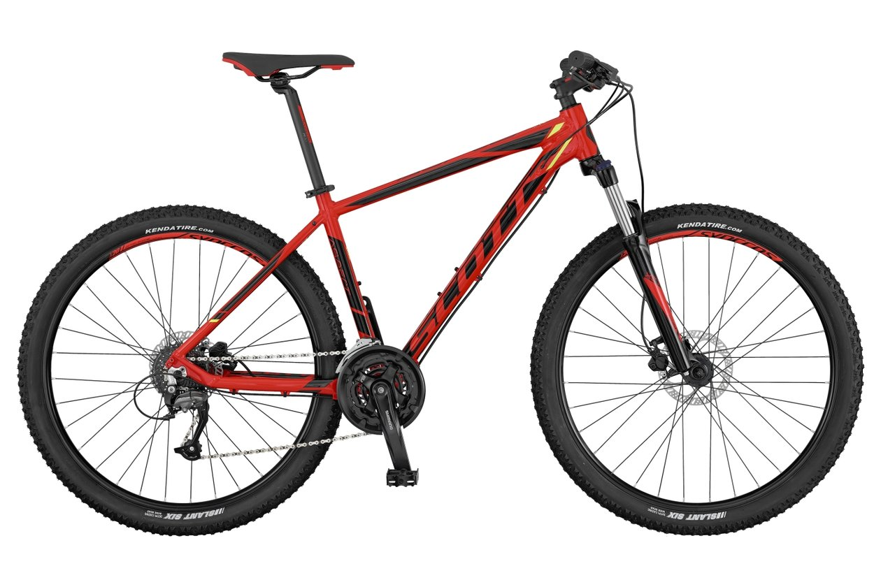 Scott Aspect 950 - 2017 - 29 Zoll - Hardtail