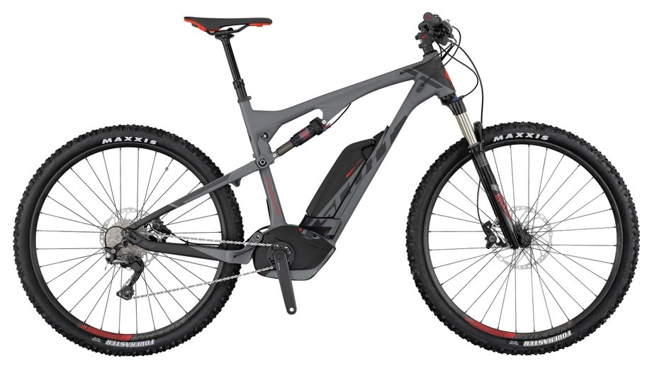 scott e genius 920 e bike grau modell 2017 test e bikes. Black Bedroom Furniture Sets. Home Design Ideas