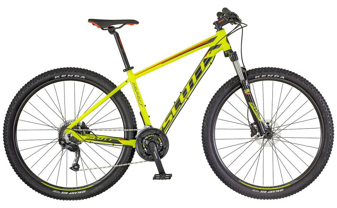 Scott Aspect 750 - 2018 - 27,5 Zoll - Hardtail