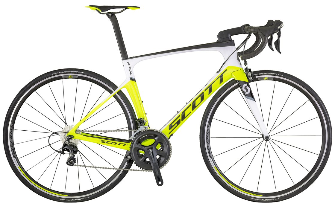 Scott Foil 30 - 2018 - 28 Zoll - Diamant