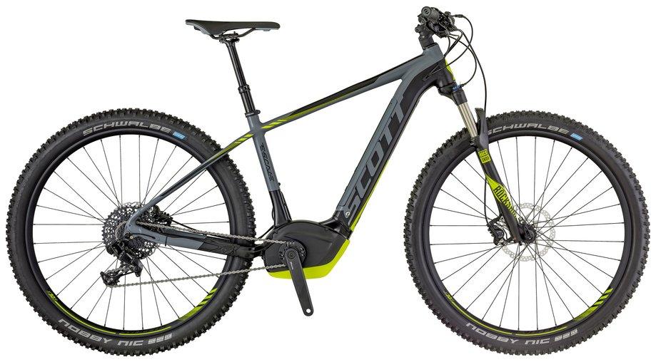 scott e scale 920 e bike grau modell 2018 test e bikes. Black Bedroom Furniture Sets. Home Design Ideas