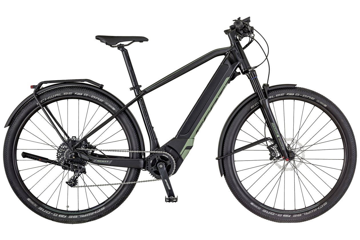 Scott E-Aspect AT - 500 Wh - 2018 - 27,5 Zoll - Hardtail