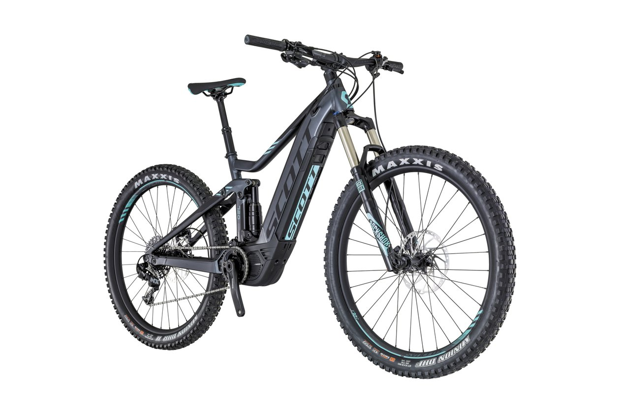 Scott E-Contessa Genius 720 - 500 Wh - 2018 - 27,5 Zoll - Fully