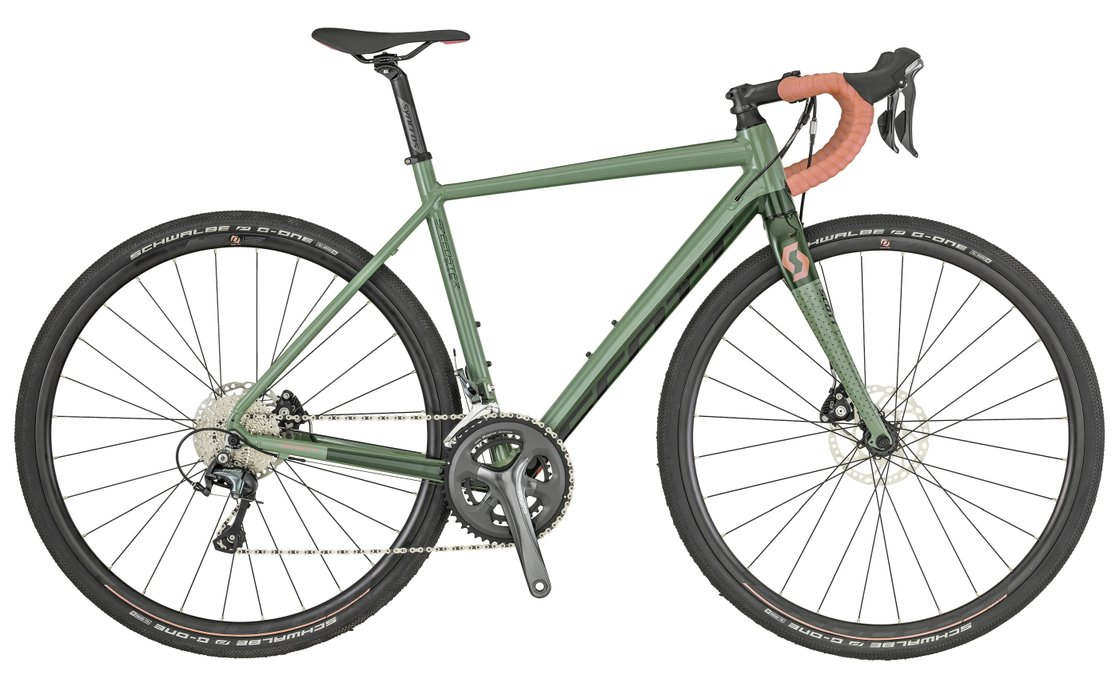 Scott Contessa Speedster Gravel 25 - 2019 - 28 Zoll - Diamant