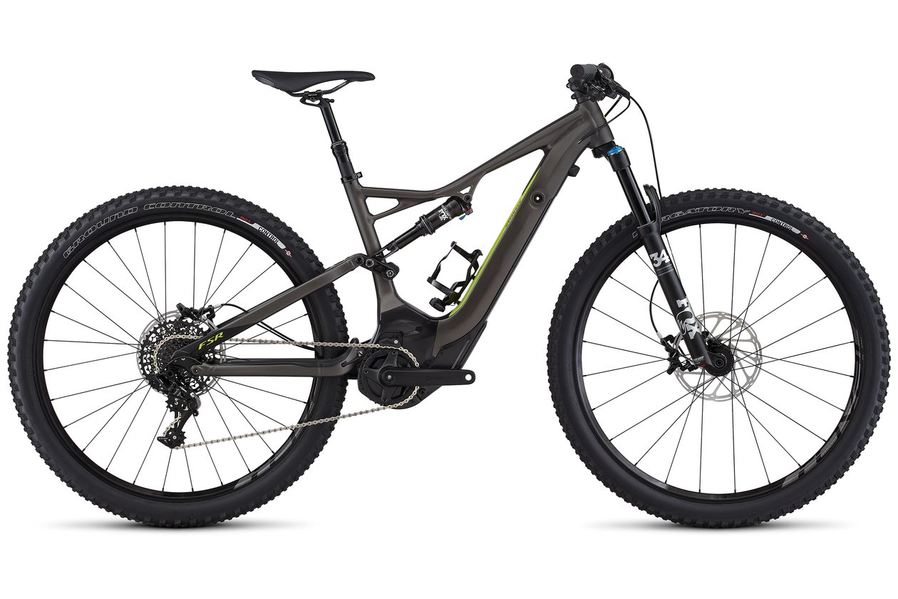Specialized Levo FSR ST Comp Ce - 460 Wh - 2017 - 29 Zoll - Fully