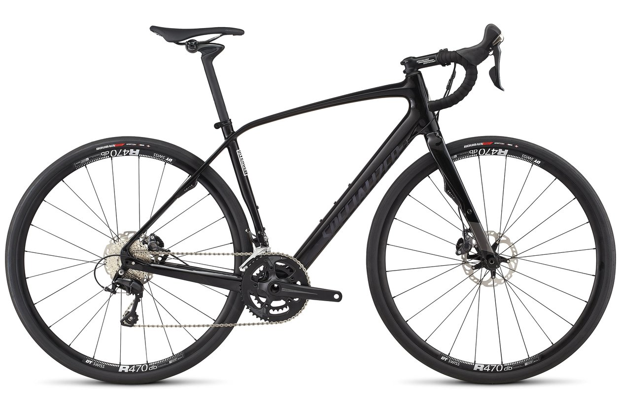 Specialized Diverge Comp M CEN - 2017 - 28 Zoll - Diamant