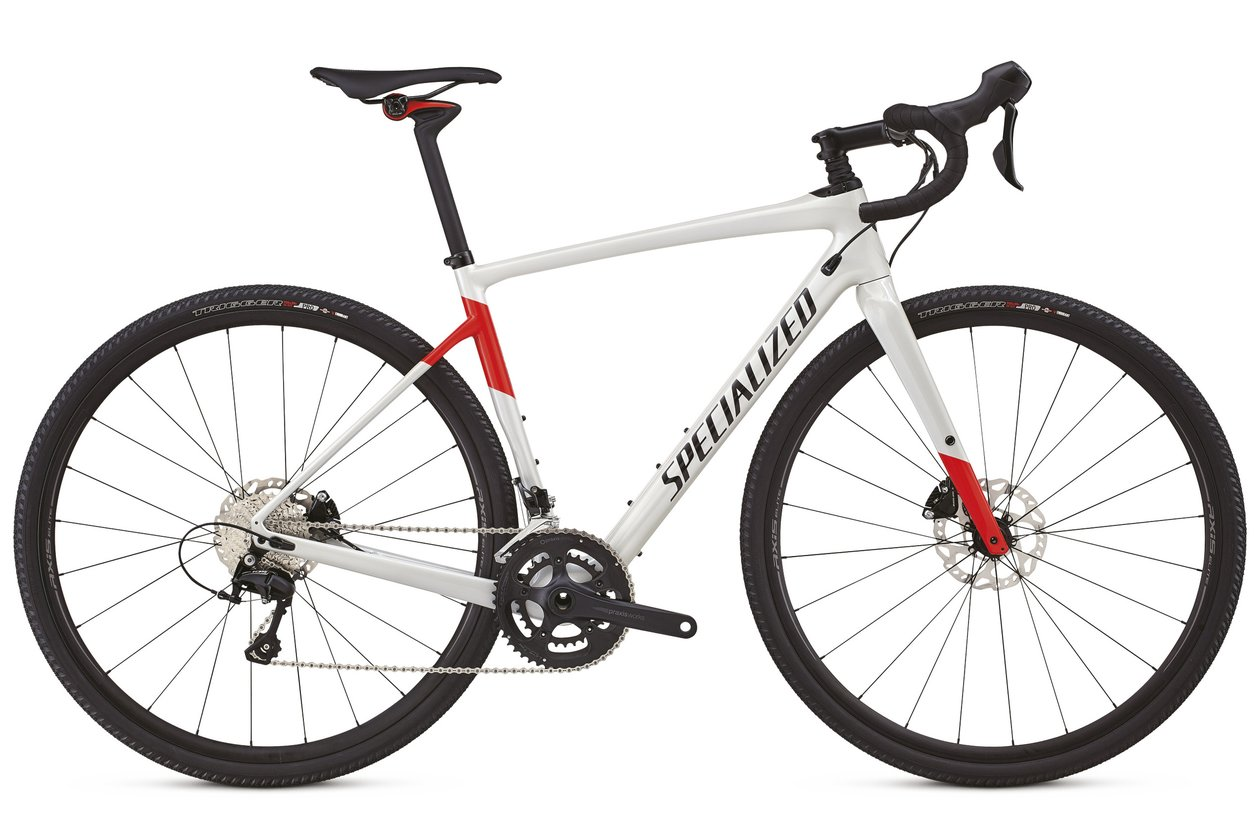 Specialized Men's Diverge Comp - 2018 - 28 Zoll - Diamant