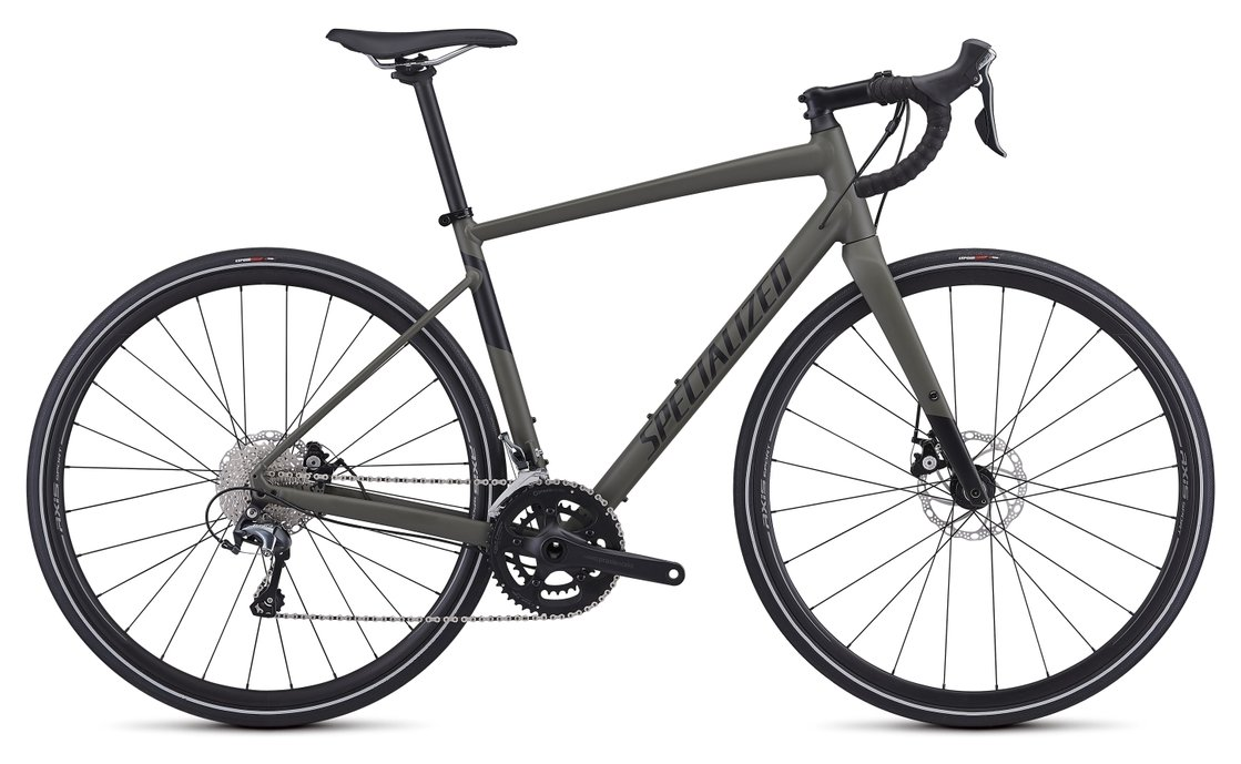 Specialized Men's Diverge E5 Elite - 2019 - 28 Zoll - Diamant