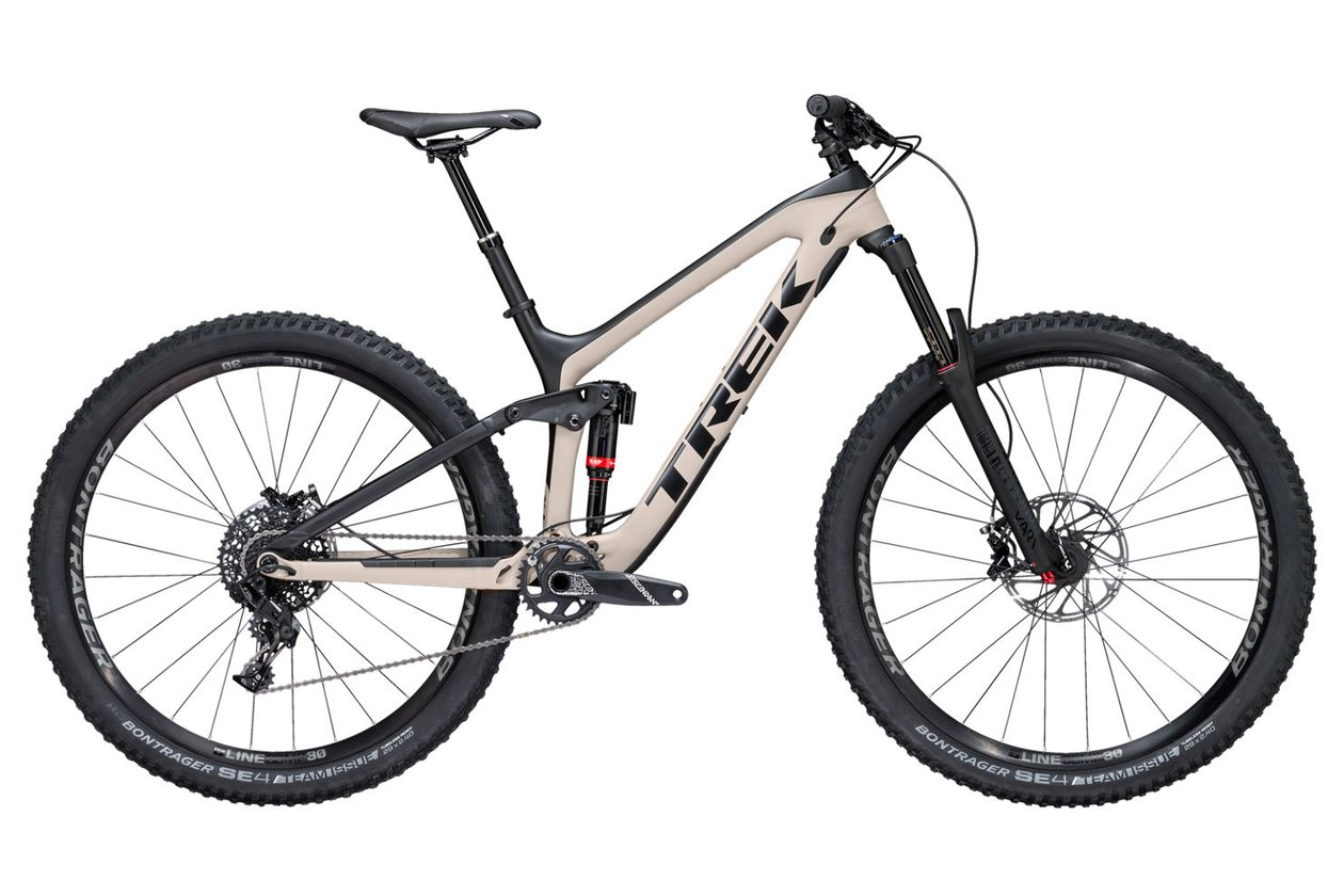 Trek Slash 9.7 - 2018 - 29 Zoll - Fully
