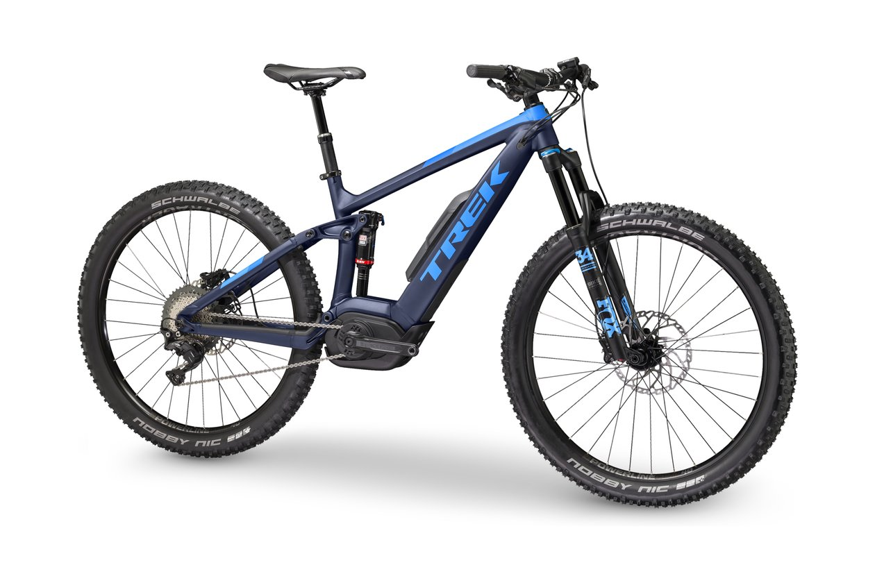 Trek Powerfly 8 LT Plus - 500 Wh - 2018 - 27,5 Plus Zoll - Fully