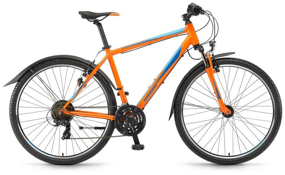 Winora Grenada Crossbike Orange Modell 2018